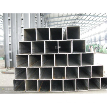 Top for Leading Rectangular Pipe Manufacturer, Supply Rectangular Steel Tubing, Aluminum Rectangular Tubing ASTM A106 square section steel pipe  200mm export to Tajikistan Suppliers